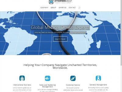 Ottosphere Groupwebsite image